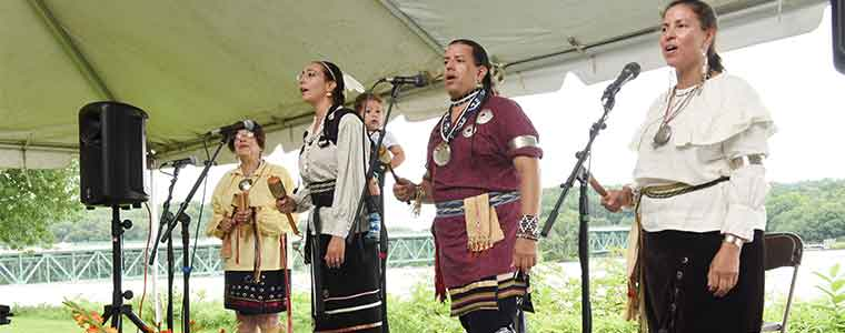 Pocumtuck Homelands Festival